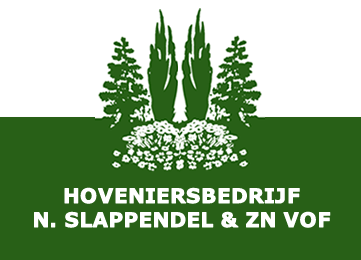 HOVENIERSBEDRIJF N. SLAPPENDEL & ZN VOF logo